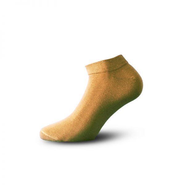 Κάλτσα Βαμβακερή Κοφτή W126 Μπέζ Walk