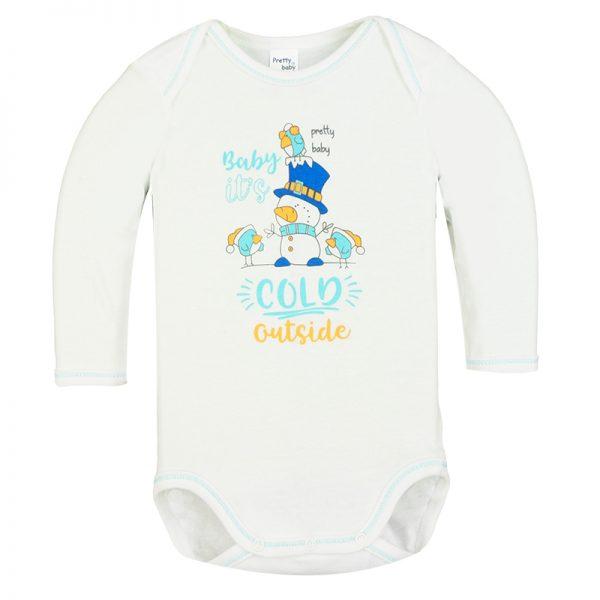 Κορμάκι 34578-1 Λευκό Pretty Baby