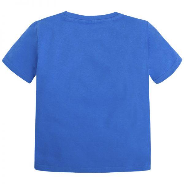 Μπλούζα 26-03016-089 Μπλέ Ρουά Mayoral_2
