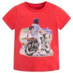 Μπλούζα 28-03069-081 Κόκκινο Mayoral