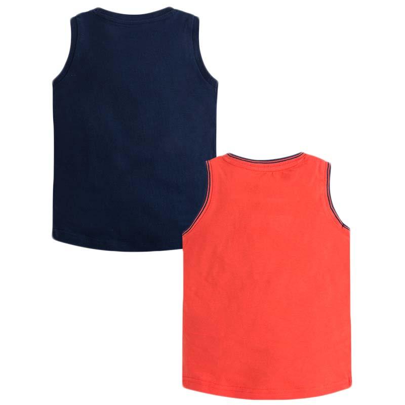 d25dc04b4412 Μπλούζα 28-03099-033 Πορτοκαλί Mayoral (Σετ 2 τεμαχίων) - Gorakis.gr