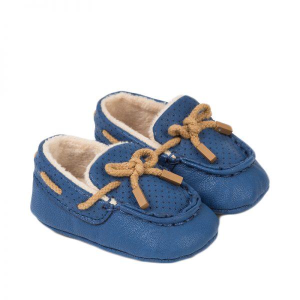 Παπούτσια Αγκαλιάς 17-09631-044 Μπλέ Mayoral