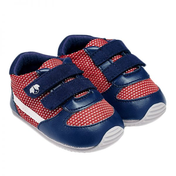 Παπούτσια Αγκαλιάς 17-09632-052 Κόκκινο Mayoral