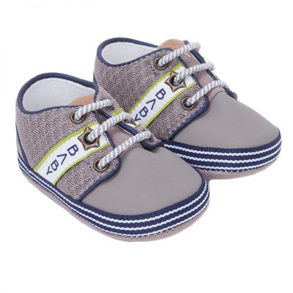 c9e5e7527fa Παπούτσια Αγκαλιάς 17-09634-067 Γκρί Mayoral - Gorakis.gr
