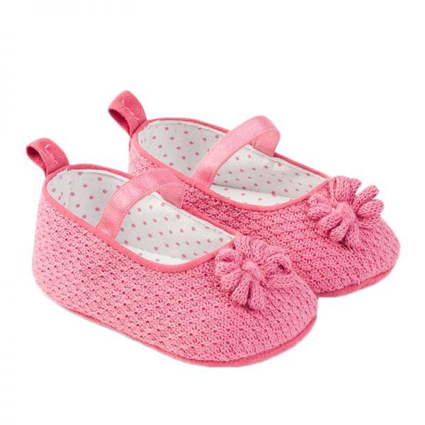 Παπούτσια Αγκαλιάς 17-09638-064 Φούξια Mayoral
