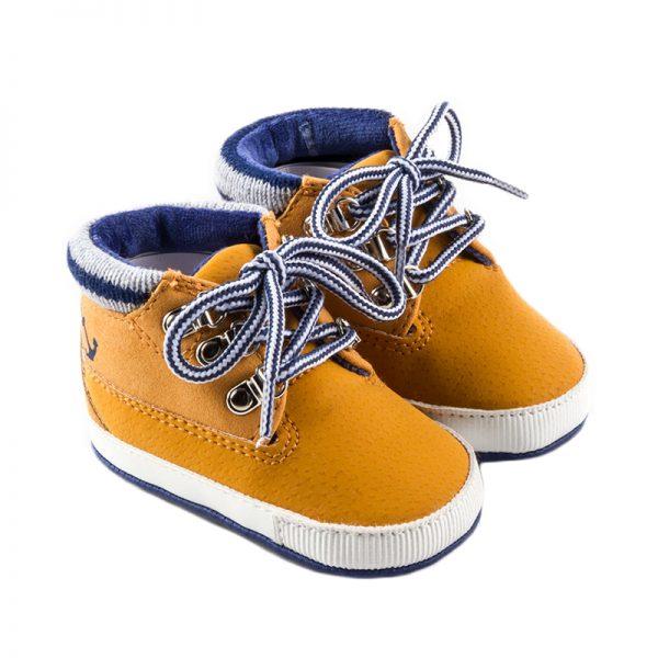Παπούτσια Αγκαλιάς 18-09922-017 Μελί Mayoral