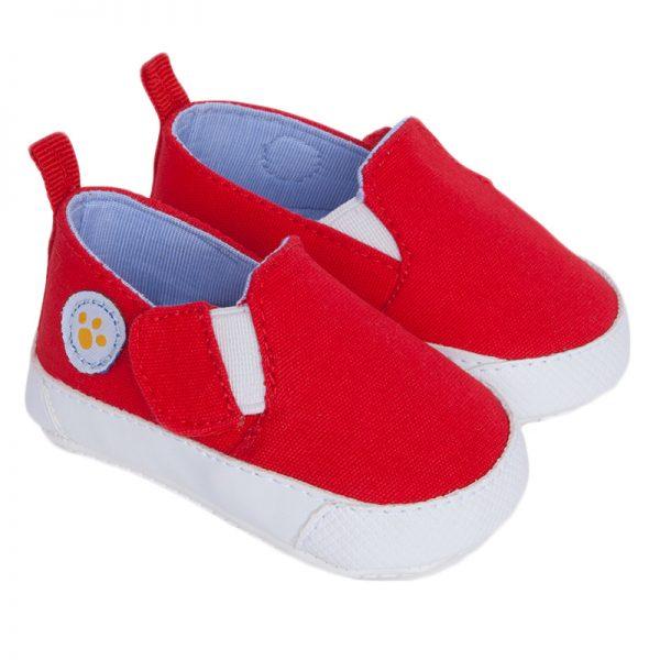 Παπούτσια Αγκαλιάς 27-09496-093 Κόκκινο Mayoral