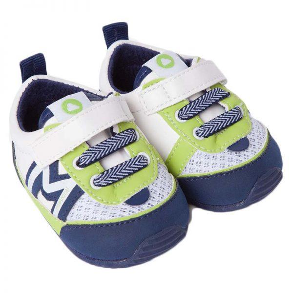 Παπούτσια Αγκαλιάς 28-09751-095 Λαχάνι Mayoral