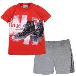 Σετ 42818 Κόκκινο Nek Kidswear