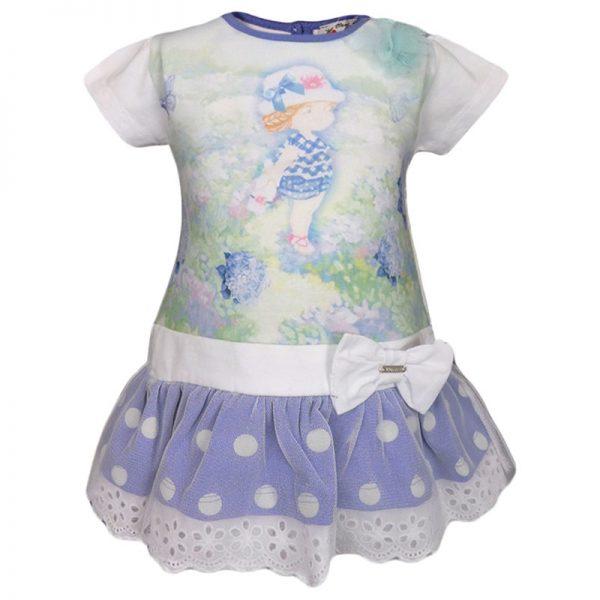 Φόρεμα 174540 Μώβ Εβίτα