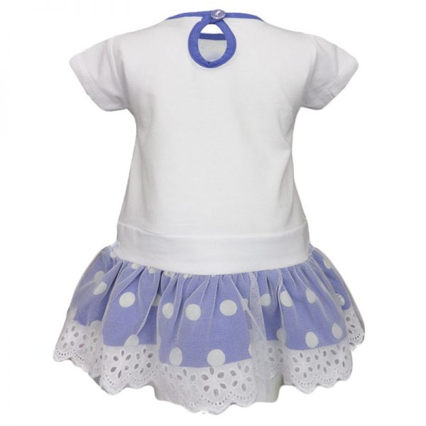 Φόρεμα 174540 Μώβ Εβίτα_2