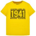 Μπλούζα 29-00106-024 Κίτρινο Mayoral