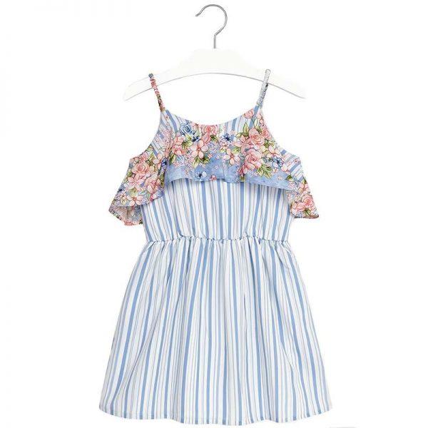 Φόρεμα 28-06952-019 Μπλέ Mayoral