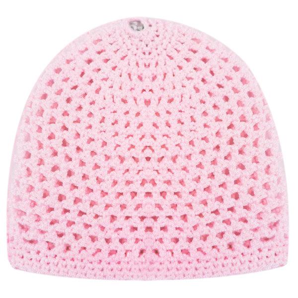 Καπέλο Πλεκτό 08800 Ρόζ Gerafino