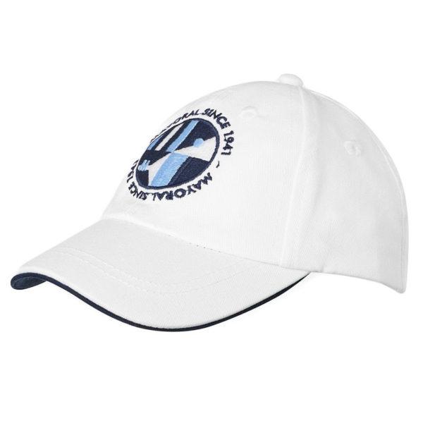 Καπέλο 29-10538-075 Λευκό Mayoral