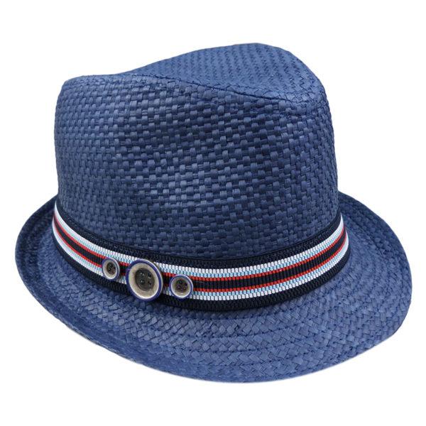 52f02fcc47 Καπέλο 8417 Μπλέ Σκούρο Gerafino - Gorakis.gr