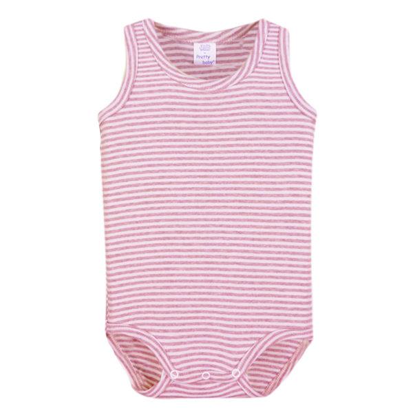 Κορμάκι 0861 Ρόζ Pretty Baby
