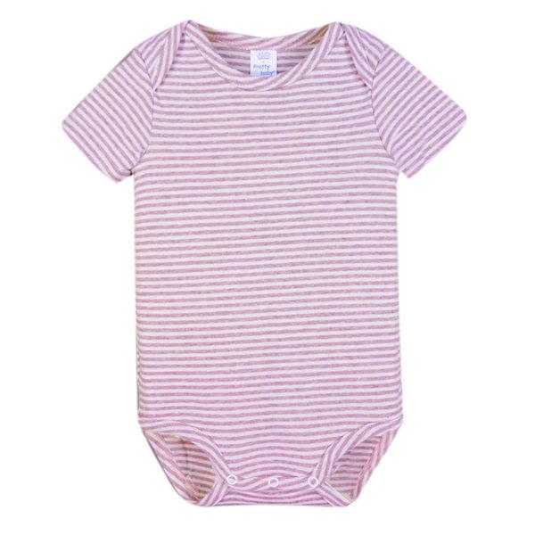 Κορμάκι 0862 Ρόζ Pretty Baby