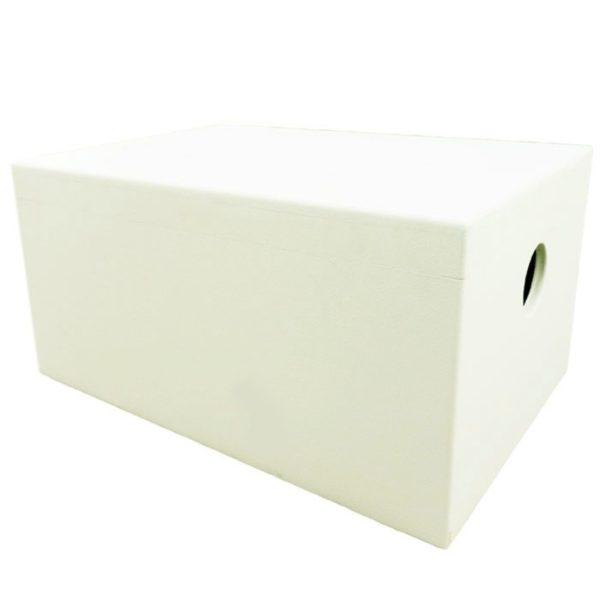 Κουτί Ξύλινο 801 Εκρού Sgc