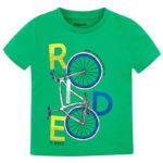 Μπλούζα 29-03045-061 Πράσινο Mayoral