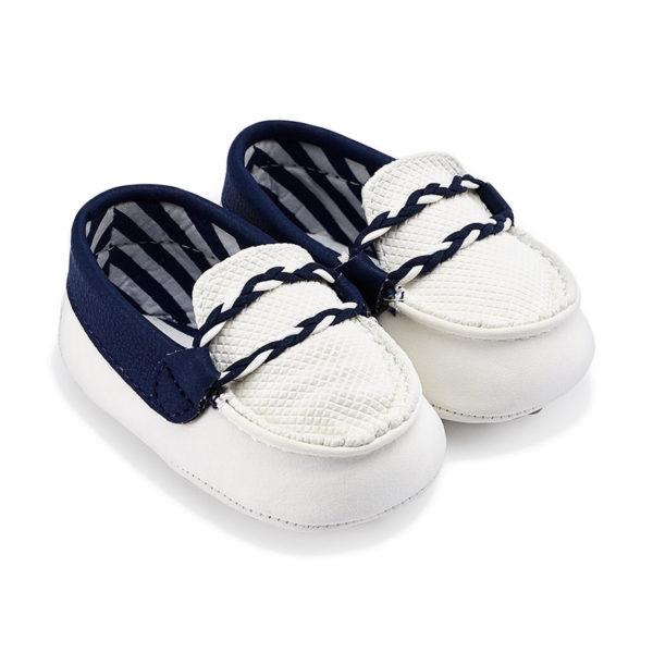 Παπούτσια Αγκαλιάς 29-09037-018 Λευκό Mayoral