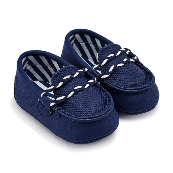 558a3140429 Παπούτσια Αγκαλιάς 29-09037-020 Μπλέ Σκούρο Mayoral - Gorakis.gr