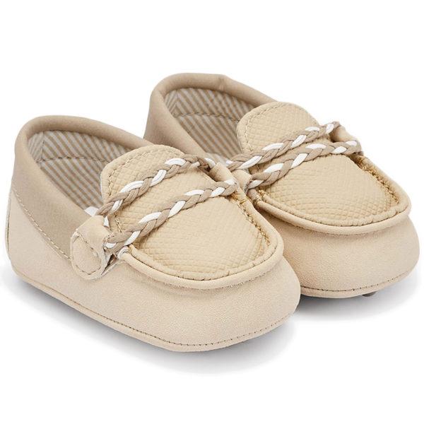 Παπούτσια Αγκαλιάς 29-09037-021 Εκρού Mayoral