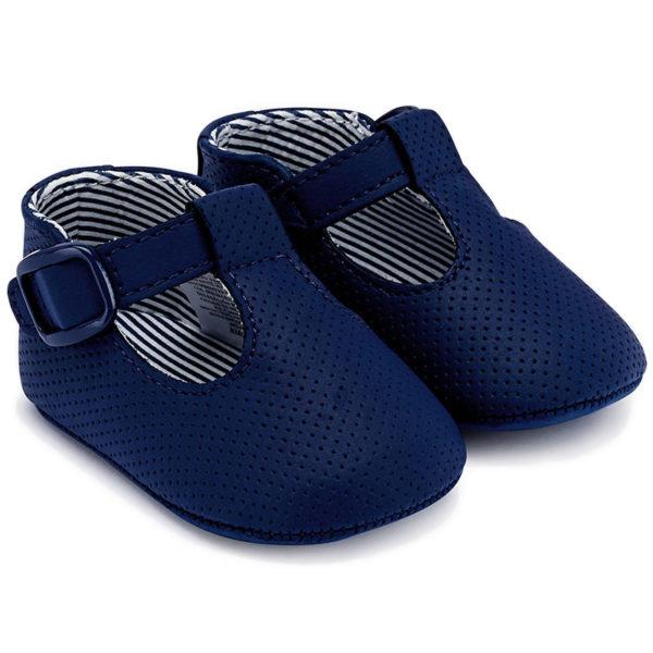 Παπούτσια Αγκαλιάς 29-09038-028 Μπλέ Σκούρο Mayoral