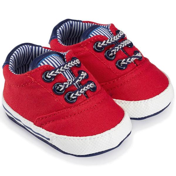 Παπούτσια Αγκαλιάς 29-09044-040 Κόκκινο Mayoral