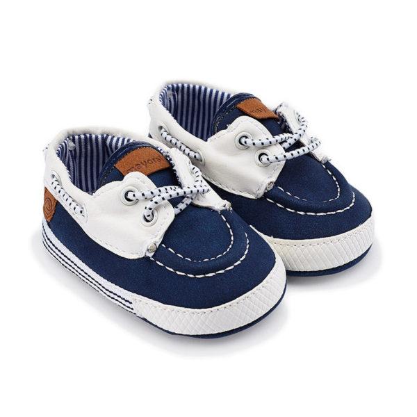 8229333b11f Παπούτσια Αγκαλιάς 29-09050-049 Μπλε Σκούρο Mayoral - Gorakis.gr
