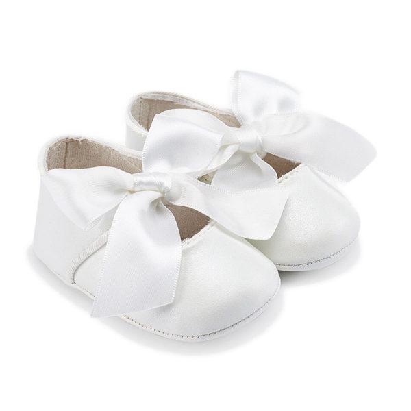 Παπούτσια Αγκαλιάς 29-09091-034 Λευκό Mayoral