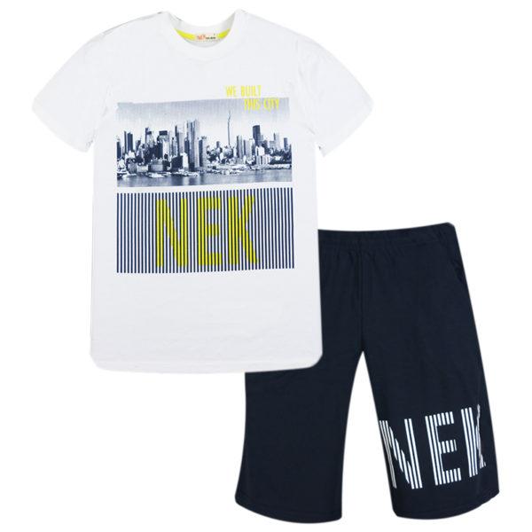 Σετ 64819 Λευκό Nek Kidswear