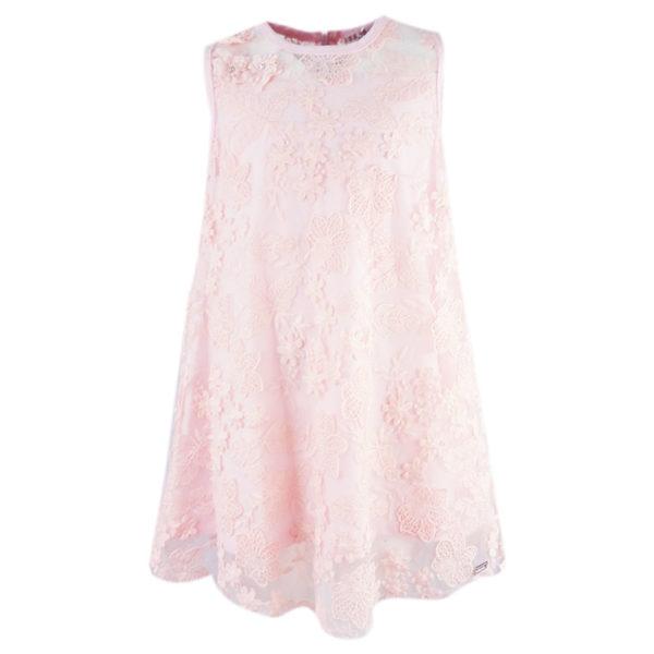 Φόρεμα 198001 Ρόζ Εβίτα