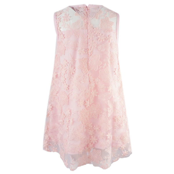 Φόρεμα 198001 Ρόζ Εβίτα_2
