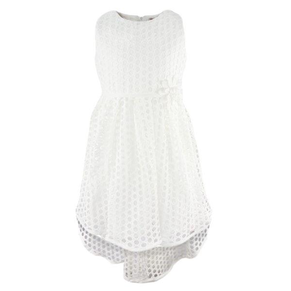 Φόρεμα 198003 Εκρού Εβίτα