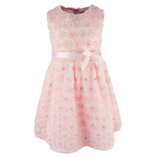 Φόρεμα 198005 Ρόζ Εβίτα