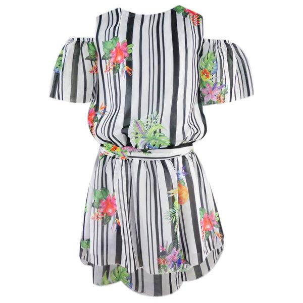 Φόρεμα 198009 Μαύρο Εβίτα