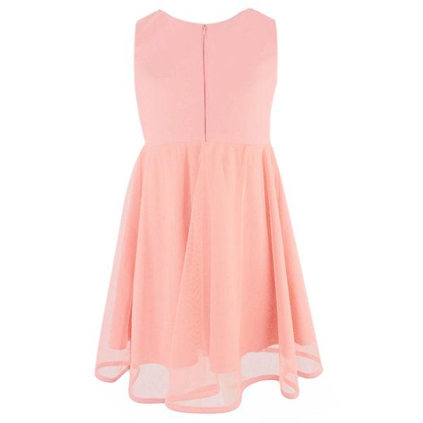 Φόρεμα 198069 Ρόζ Εβίτα_2