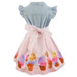 Φόρεμα 198519 Ρόζ Εβίτα_2