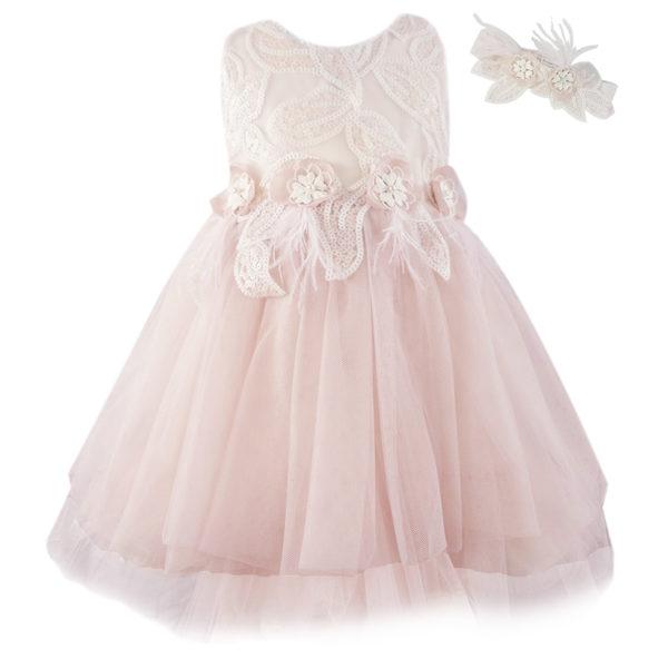 Φόρεμα K4270 Σάπιο Μήλο Mi Chiamo