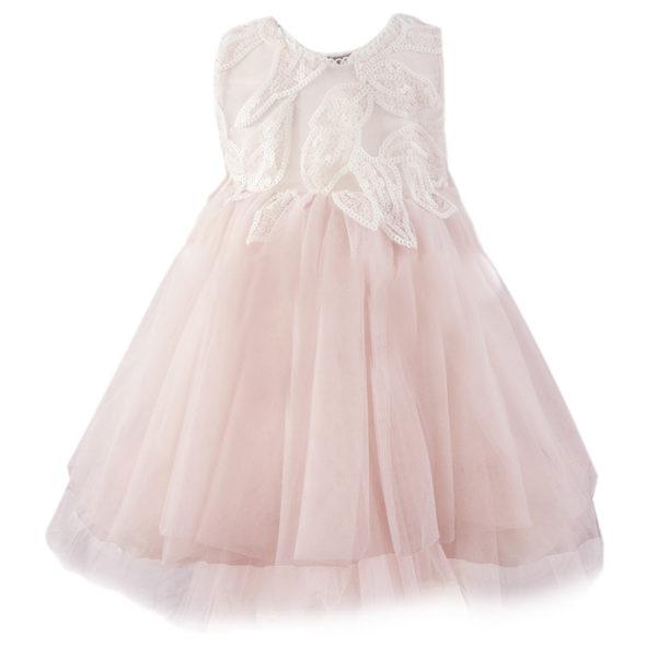 Φόρεμα K4270 Σάπιο Μήλο Mi Chiamo_2