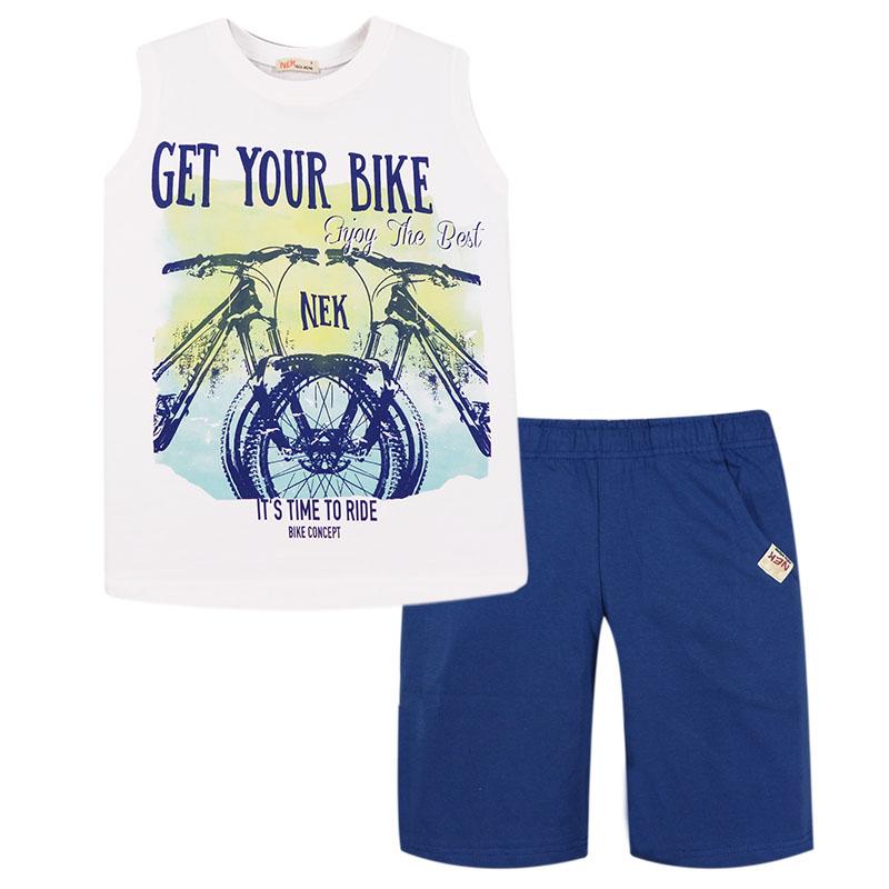 e18ead40251 Σετ 61319 Λευκό Nek Kidswear