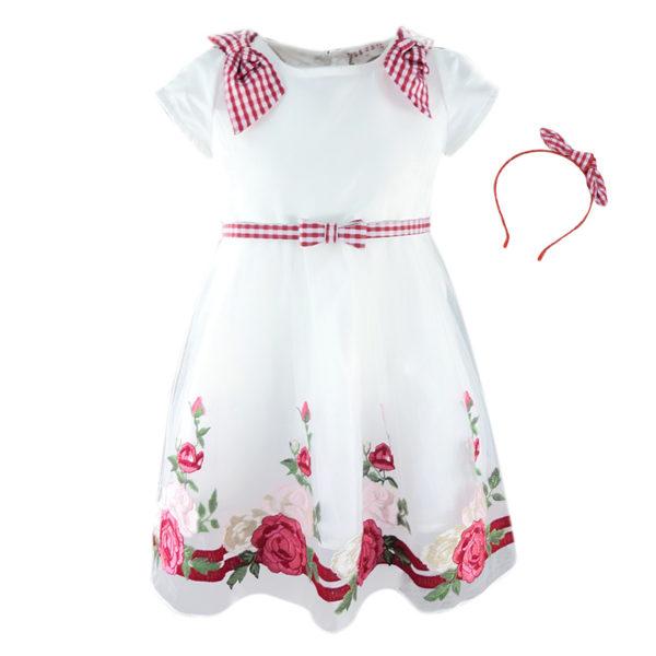 Φόρεμα 198272 Κόκκινο Εβίτα