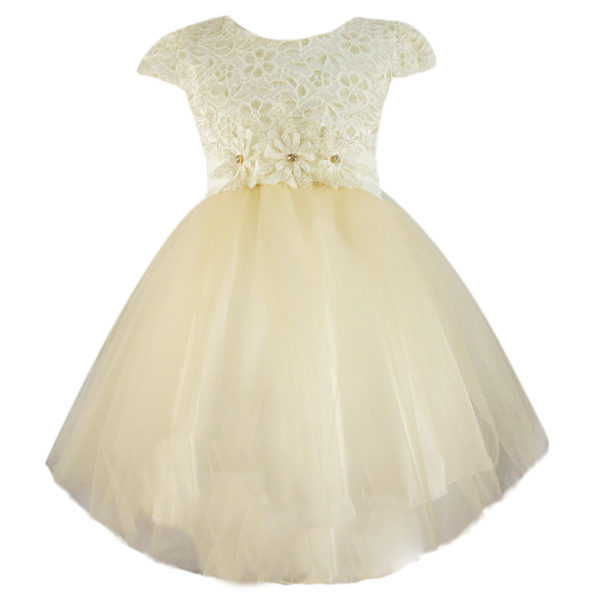 Φόρεμα 198505 Μπέζ Εβίτα