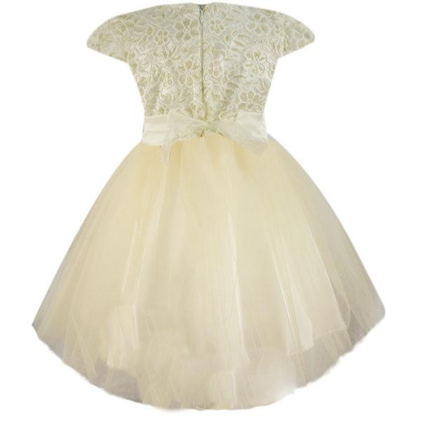 Φόρεμα 198505 Μπέζ Εβίτα_2