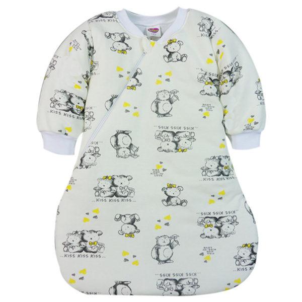 Υπνόσακος 2111 Κίτρινο Tender
