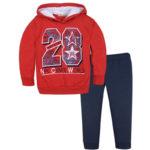 Φόρμα 141119 Κόκκινο Nek Kidswear