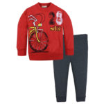 Φόρμα 141219 Κόκκινο Nek Kidswear