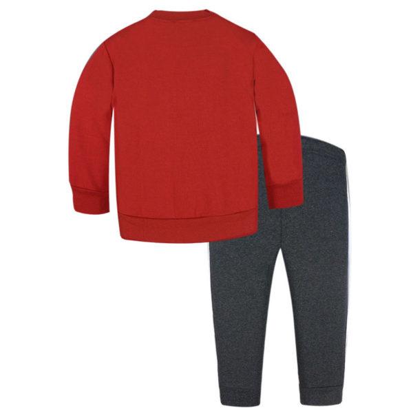 Φόρμα 141219 Κόκκινο Nek Kidswear_2