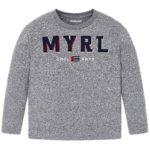 Μπλούζα 19-00173-075 Γκρί Mayoral